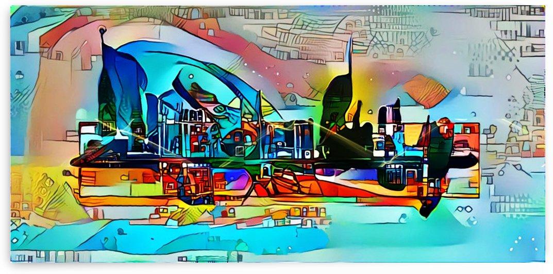 lunapark city1 by Zigzag