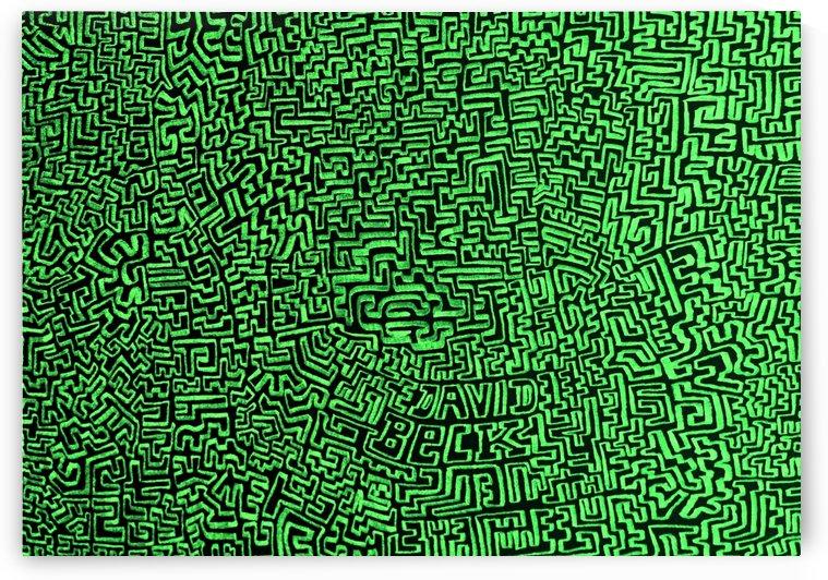 Labyrinthe by David Beck