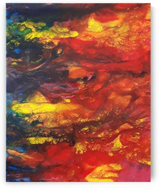 Universum by Irene Ragoss