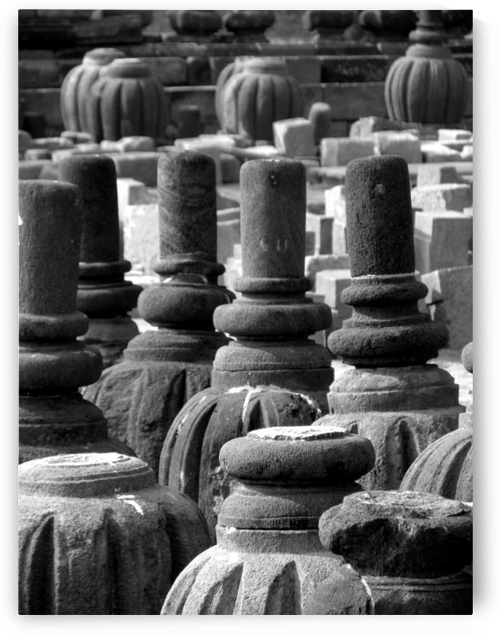 Stone Carvings by James Hilsdon