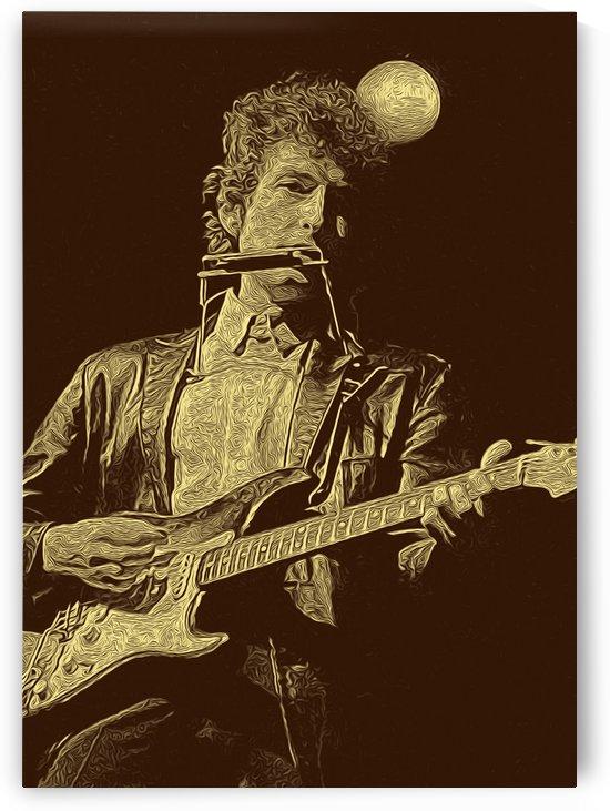 Bob Dylan  American singer Collection  by RANGGA OZI