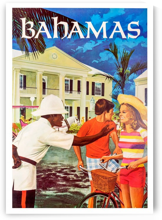 Bahamas Street by vintagesupreme