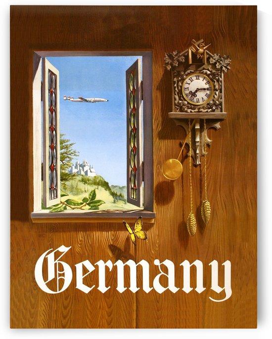 German Window by vintagesupreme
