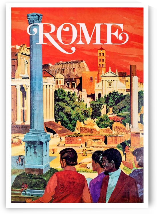 Rome by vintagesupreme