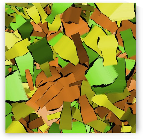 abstract flow art by paru raj