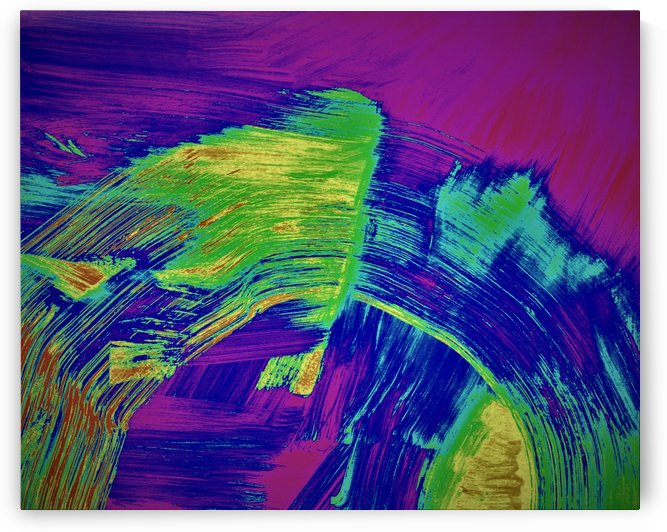 abstract 17 by Pracha Yindee