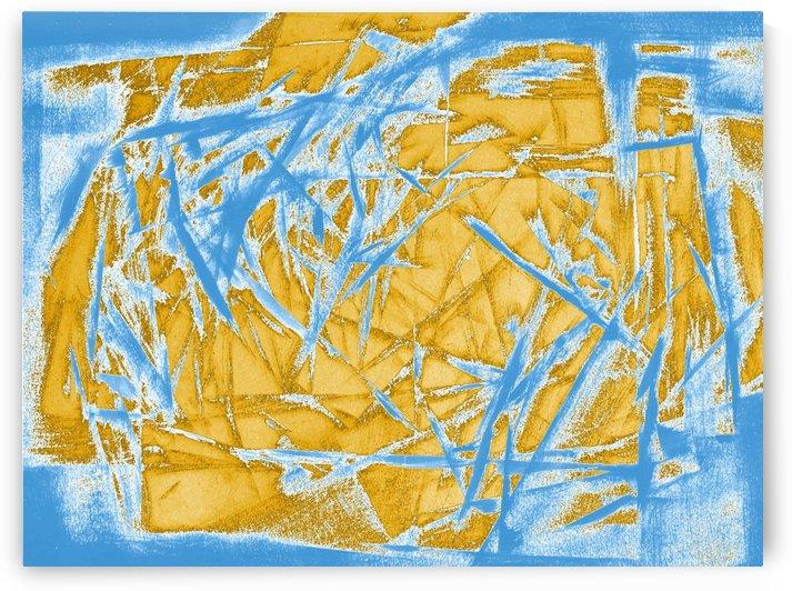 Yellow in Dream by Pracha Yindee