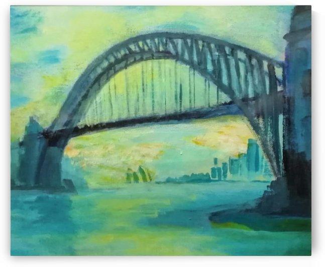 Sydney Harbour Bridge 2020 by Beth Walker
