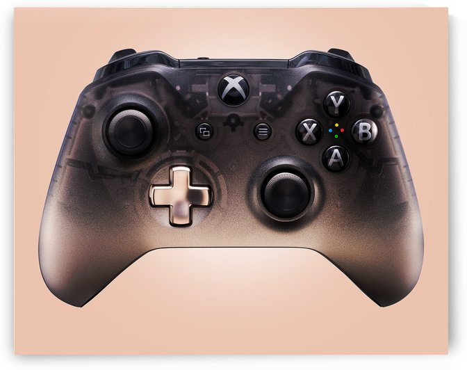 Gaming Controller v3 by CarlosDoesPhoto