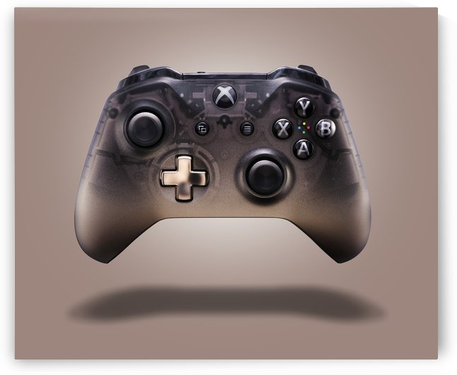 Gaming Controller v2 [extra large] by CarlosDoesPhoto
