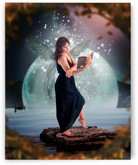 Fairy portrait by CarlosDoesPhoto