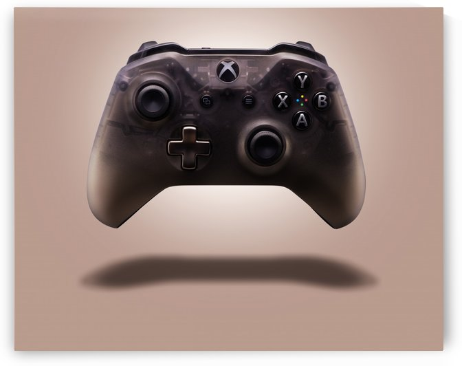 Gaming Controller v1 by CarlosDoesPhoto