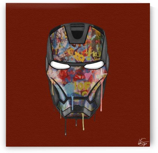 Iron Man by  vincentsantiago