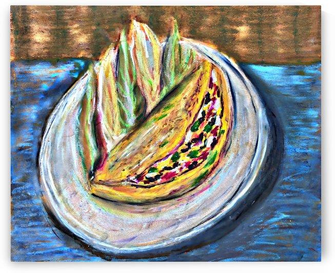 Healthy Egg Breakfast by Aurelia Schanzenbacher Sisters Fine Arts