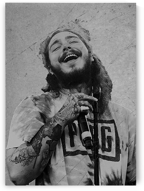 Post Malone 6 by mimabags