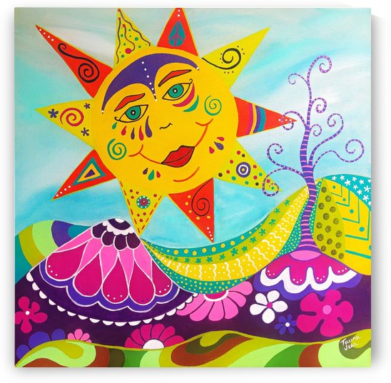Sunshine FunShine  by Tauna Jean