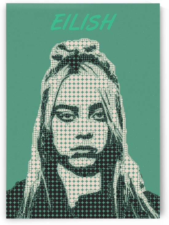 Billie Eilish 1 by mimabags