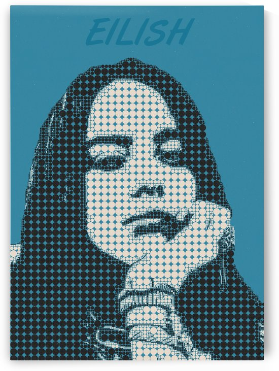 Billie Eilish 2 by mimabags