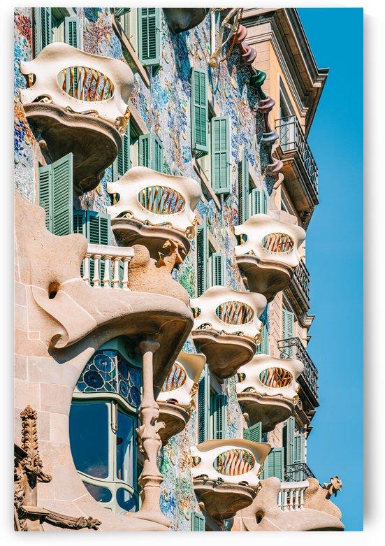 Casa Batllo Antoni Gaudi Barcelona City Of Barcelona Architecture House Batllo by Radu Bercan