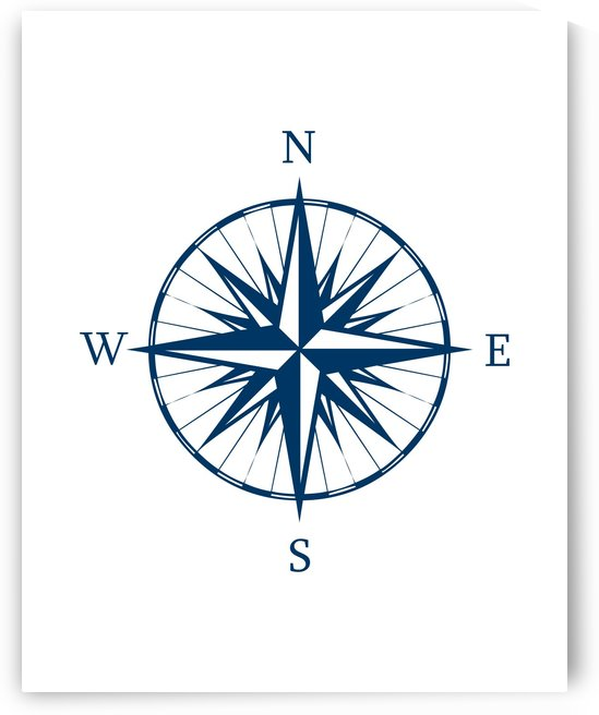COMPASS ROSE by Edit Voros