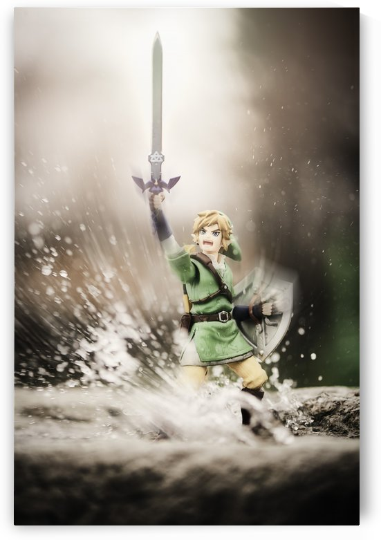 Link in Splash [extra large] by CarlosDoesPhoto