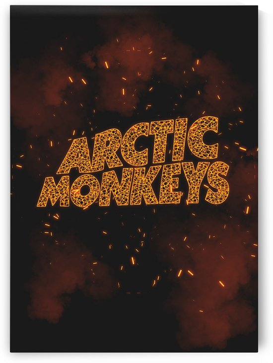 Arctic Monkeys by mimabags