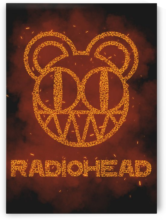 Radiohead by mimabags