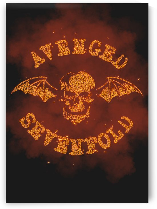 Avenged Sevenfold by mimabags