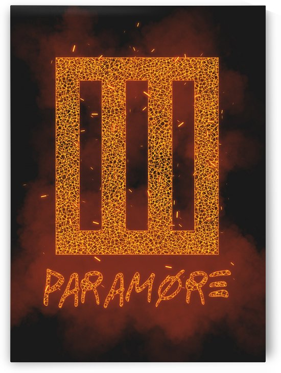 Paramore by mimabags