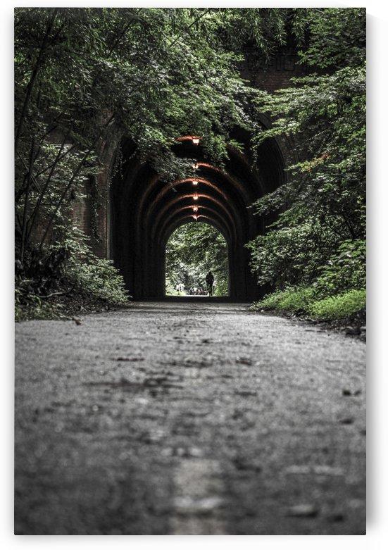 Tunnels  by Jonathan Baunsgaard