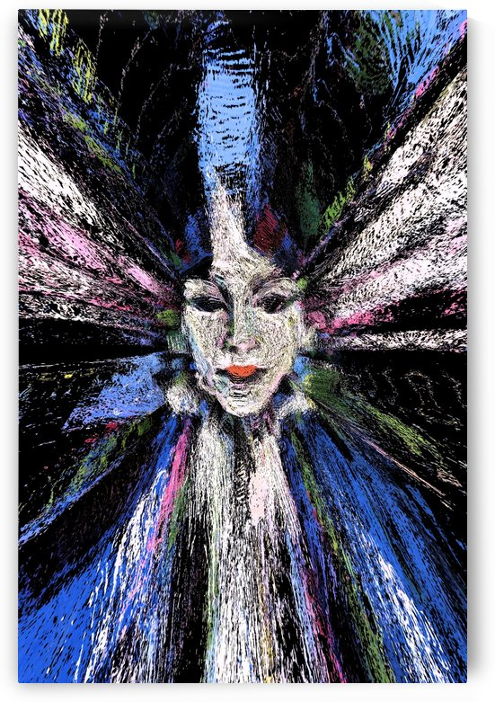 Looking inside out by Aurelia Schanzenbacher Sisters Fine Arts