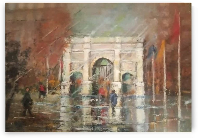 Marble Arch by Beth Walker