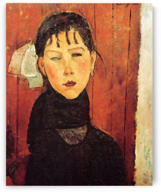 Modigliani - Marie by Modigliani