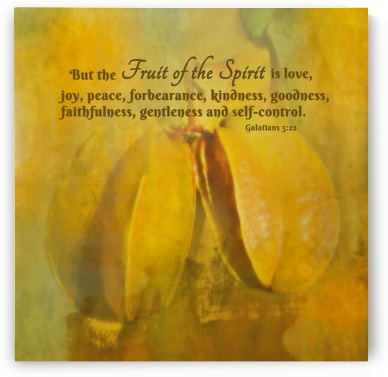Fruit Of The Spirit by HH Photography of Florida