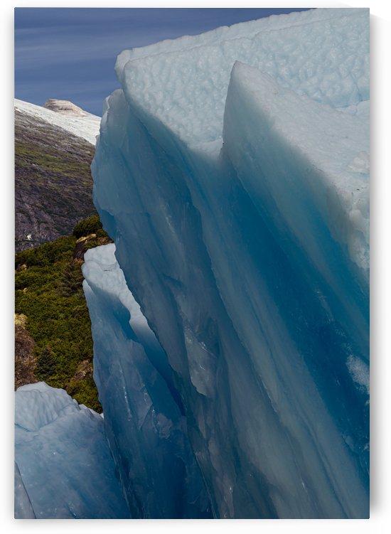 Iceberg Wall by Nicholas