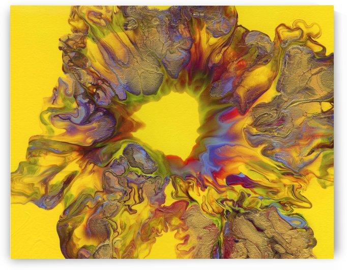 Fire Bloom  by Pamela Soto