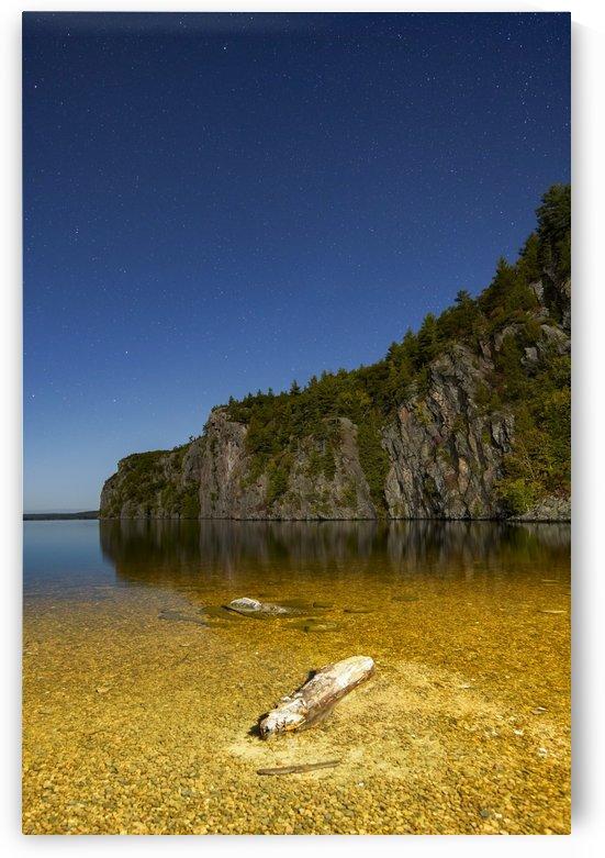 Mazinaw Rock in Bon echo by Moe Shirani