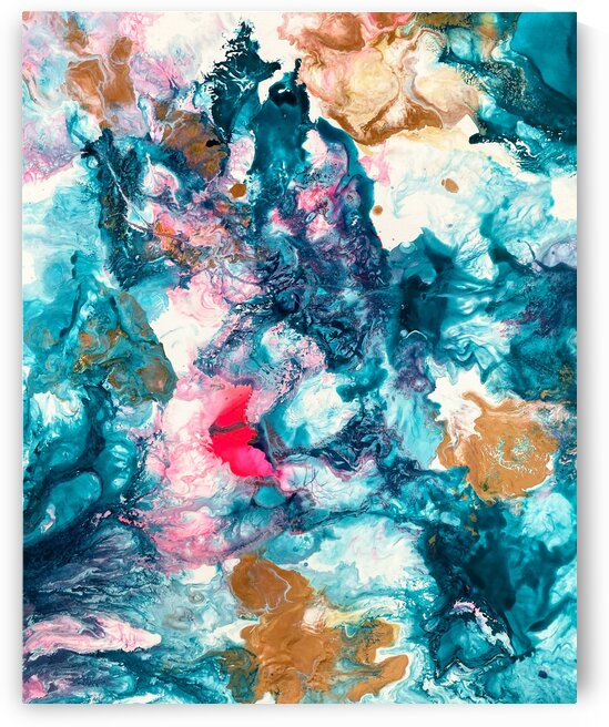 Rapids  by Jenny Chandler Art