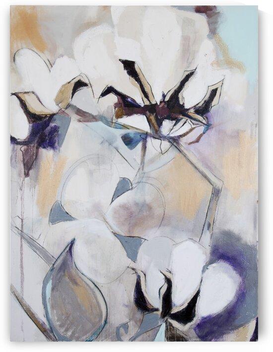 Louisiana Cotton II by Caroline Youngblood