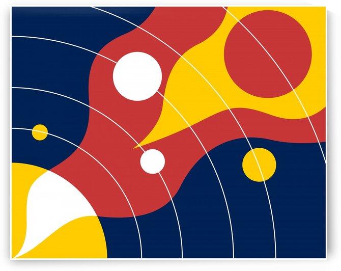 Solar System by wpaprint