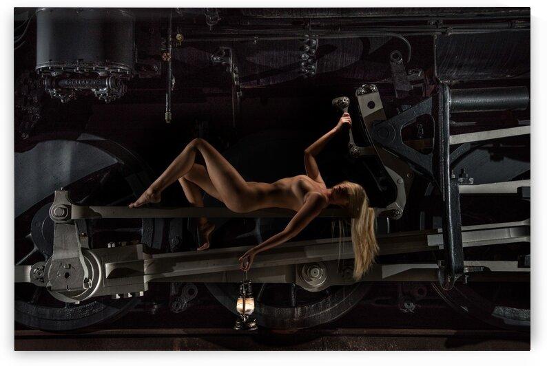 Steam Dreams by DARIO INFINI