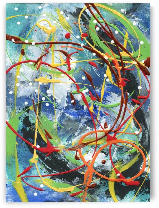Colour Carnival III by Michelle Erickson