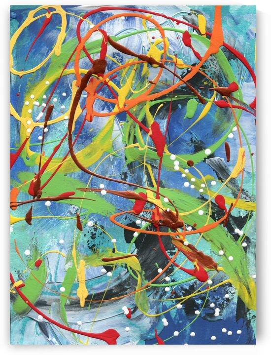 Colour Carnival II by Michelle Erickson