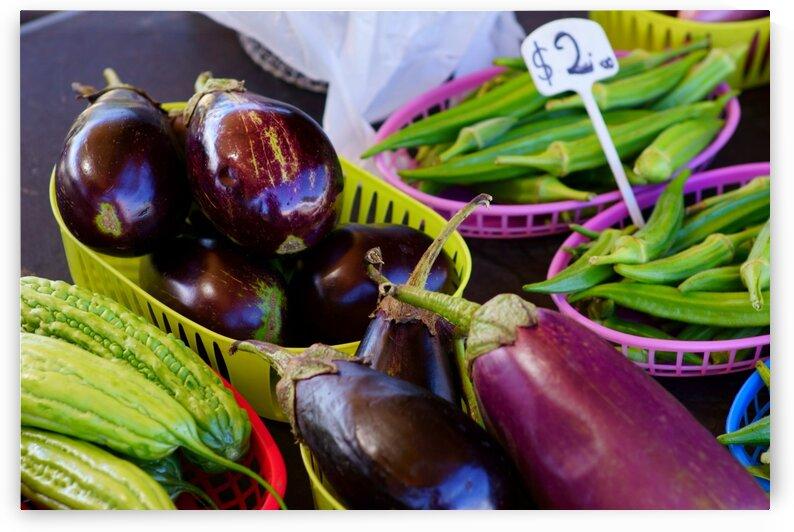 Farmers Market - No. 4 by RDCushing