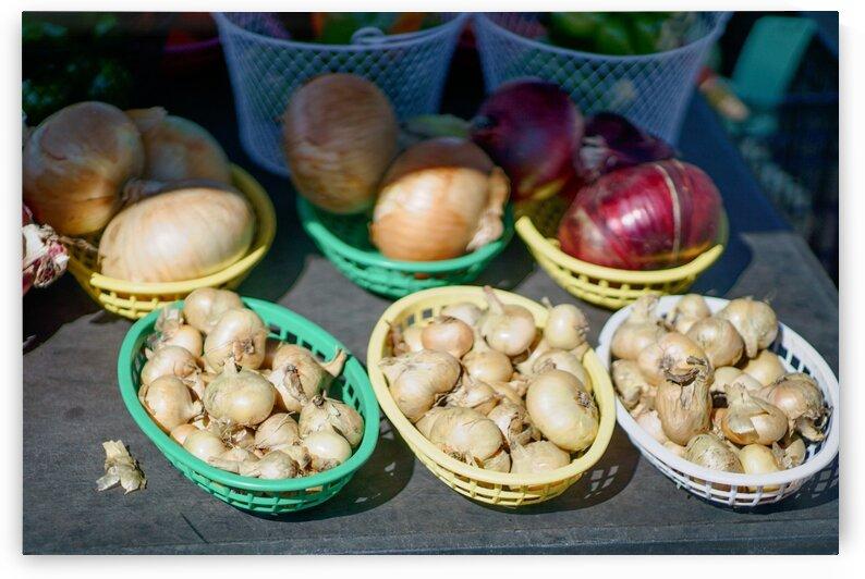 Farmers Market - No. 2 by RDCushing
