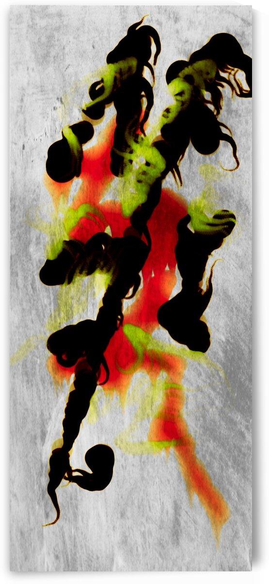 Zen Art1 by Punk Art Aoi