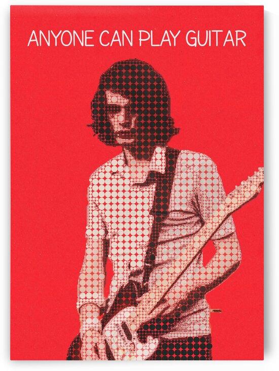 Anyone Can Play Guitar   Jonny Greenwood   Radiohead by Gunawan Rb
