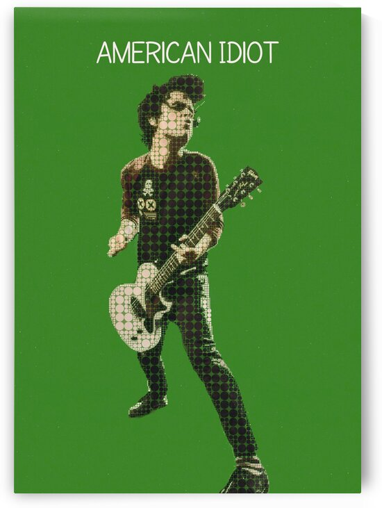 American Idiot   Billie Joe Armstrong   Green Day by Gunawan Rb