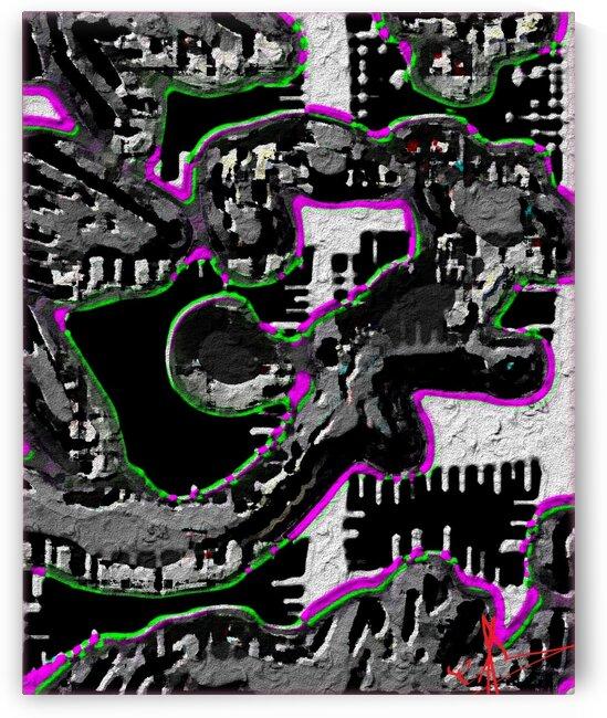 Auroral Outcrop by Ed Purchla