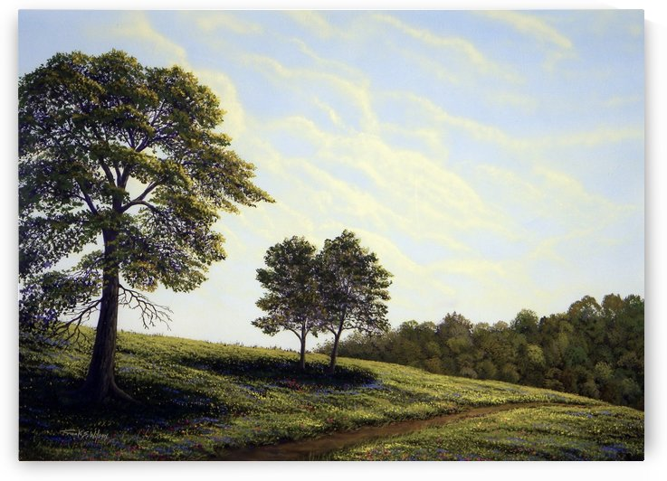 April Afternoon by Frank Wilson